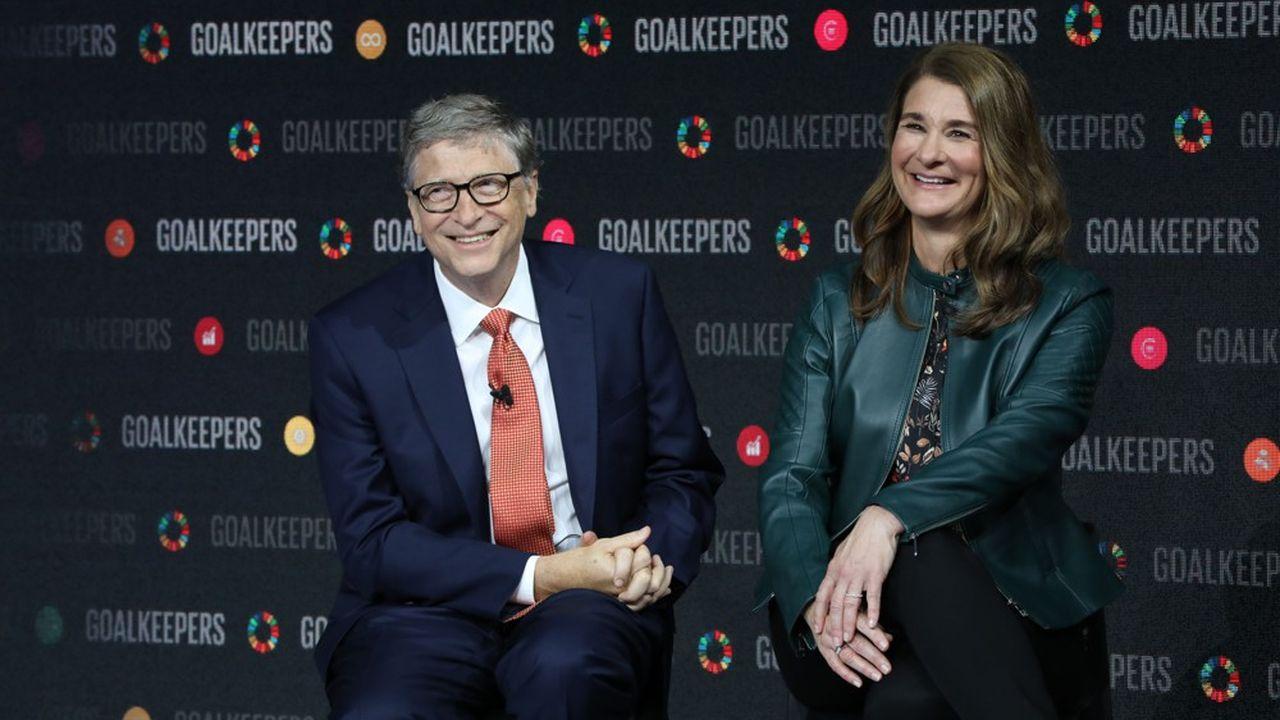 Le milliardaire Bill Gates et sa femme sont parmi les philanthropes les plus connus et les plus actifs au niveau mondial.