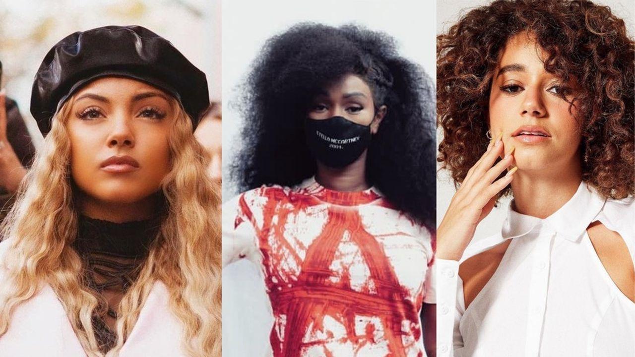Wejdene, 16 ans, chanteuse, Assa Traoré, 35 ans, militante, Léna Situations, 22 ans, youtubeuse et influenceuse
