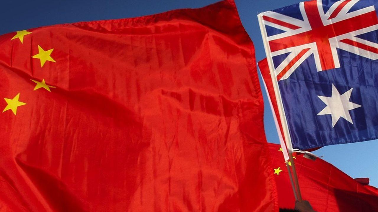 Depuis avril, les tensions entre la Chine et l'Australie n'ont cessé de s'exacerber.