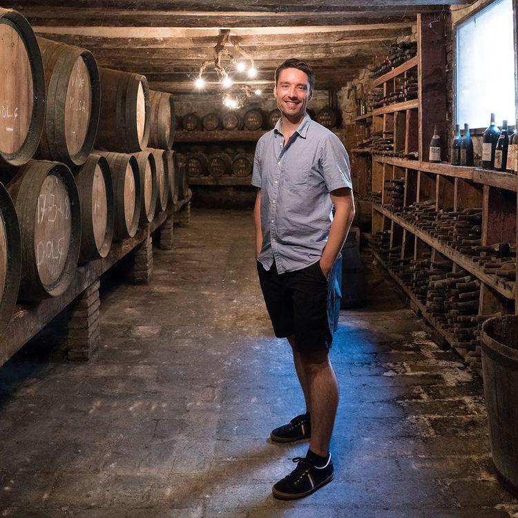 Benoît Lefèvre, ch'ti d'origine installé au Québec, fait part de ses coups de coeur aux 46.000 abonnés de son compte @vino2travel.