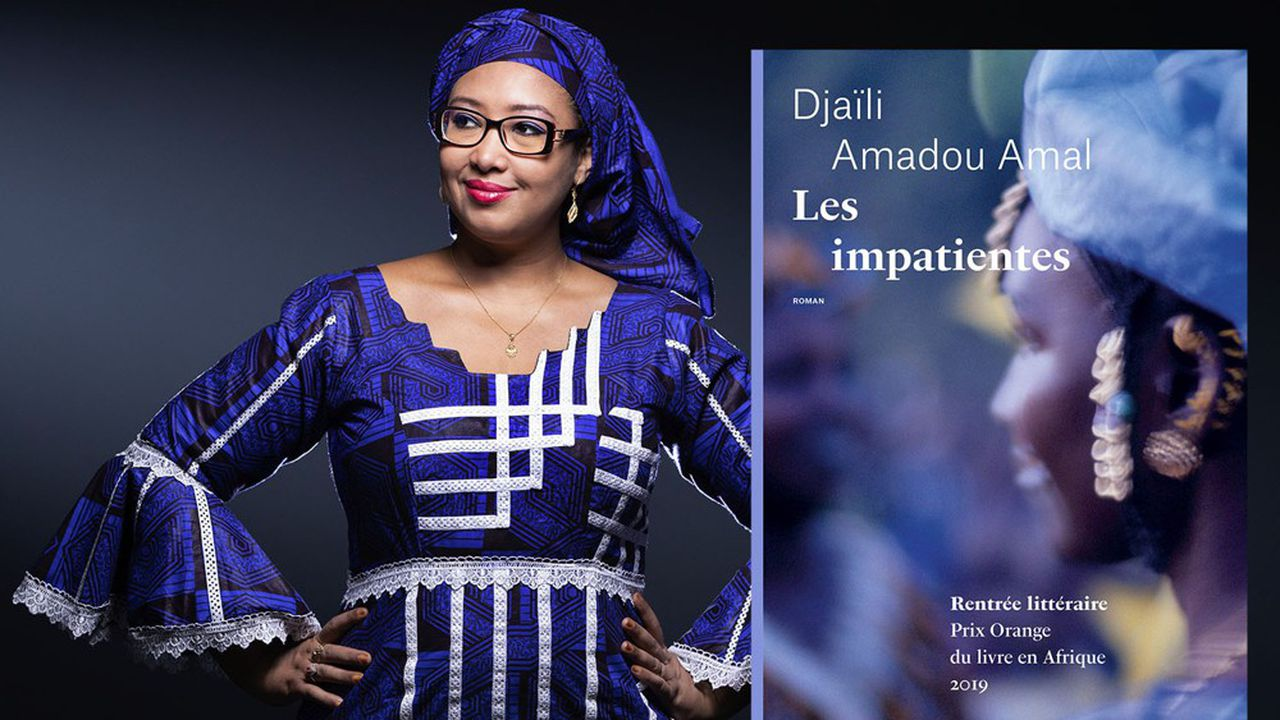Pour Djaïli Amadou Amal, son Prix Goncourt des lycéens est un message d'espoir.