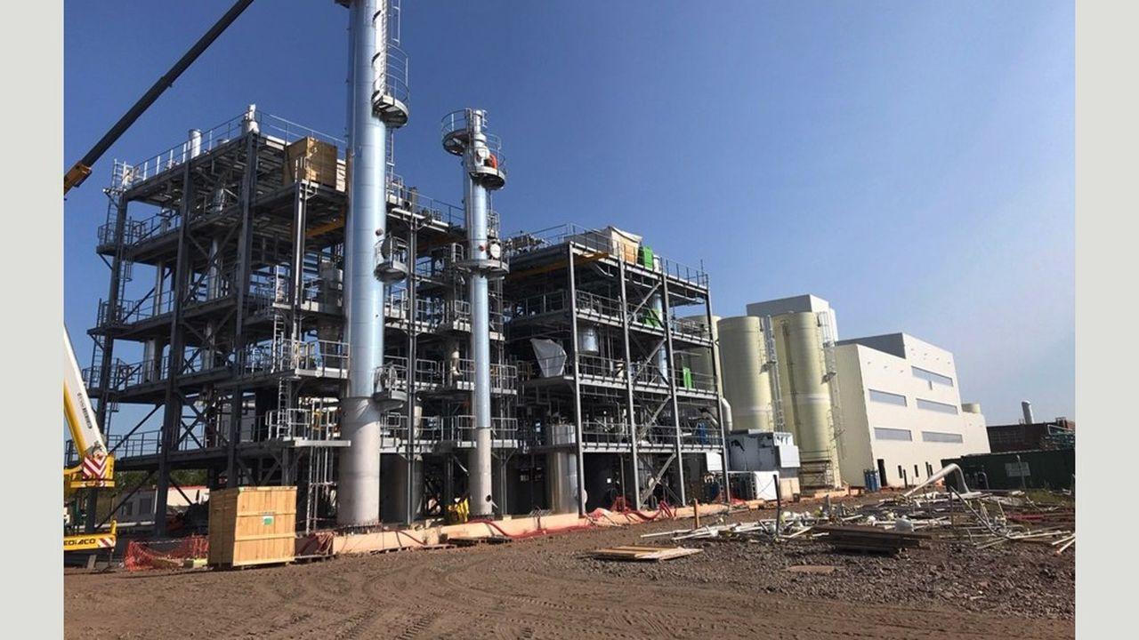 Moselle : la plateforme de Carling attire de nouvelles usines de la chimie verte