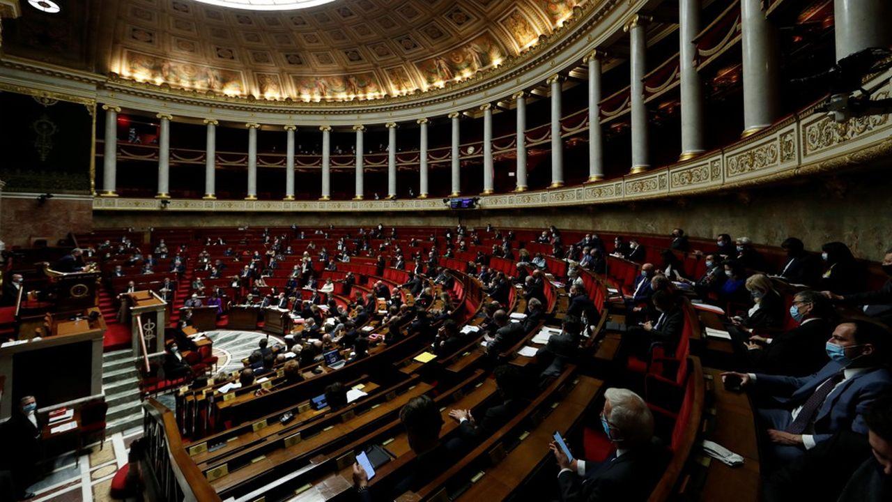 La Commission culture de l'Assemblée nationale avait renforcé le texte de loi contre le piratage en mars.