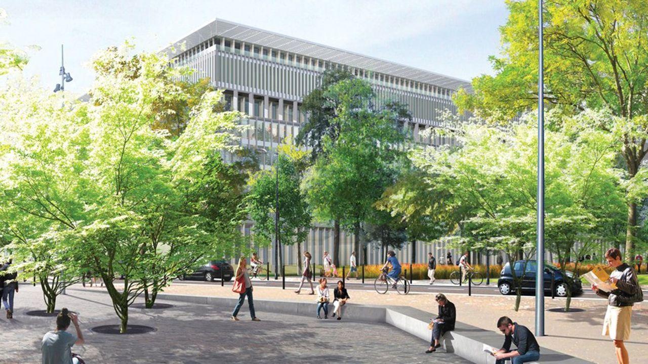 Avec « Ivry Pop City », la ville veut reverdir la ZAC Confluences