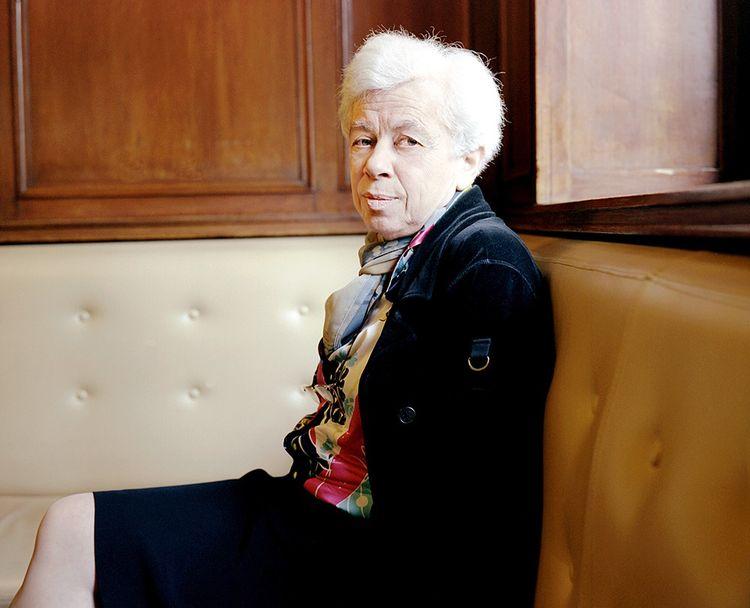 Léone-Noëlle Meyer, héritière du fondateur des Galeries Lafayette (ici en 2008), réclame que le tableau reste définitivement en France.