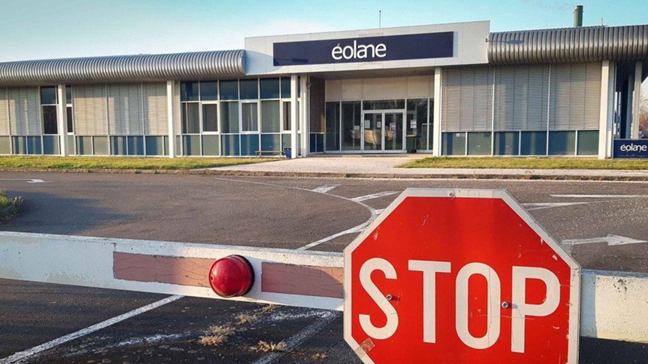 Cet ancien site Schneider qui avait plusieurs fois changé de mains employait encore 230salariés en 2002 lorsque le groupe Bosch l'avait revendu à Eolane.