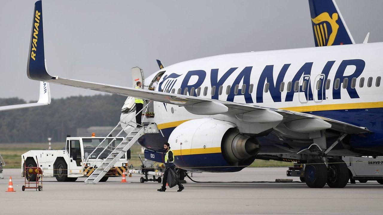 Après presque deux ans d'attente, Ryanair devrait commencer à recevoir ses premiers Boeing 737 Max l'an prochain.