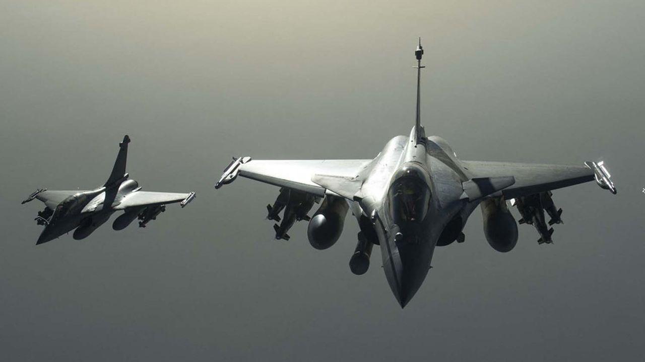 L'Indonésie s'intéresserait à l'achat d'avions de chasse Rafale.