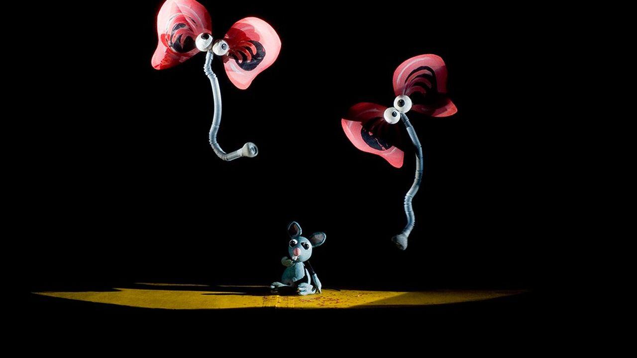 «Rumba sur la lune», un spectacle de la compagnie Marizibill, pour les enfants à partir de 2 ans.