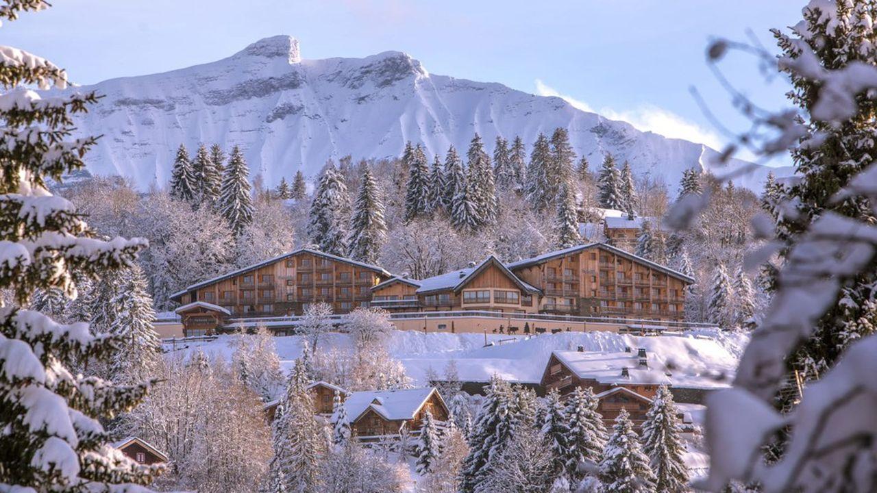 A Megève, l'hôtel l'Arboisie 4 étoiles situé au pied du Mont d'Artois, va bientôt être acheté par le fonds immobilier Premium Hôtels Investments de Crystal, Ananta AM et Sogenial Immobilier.