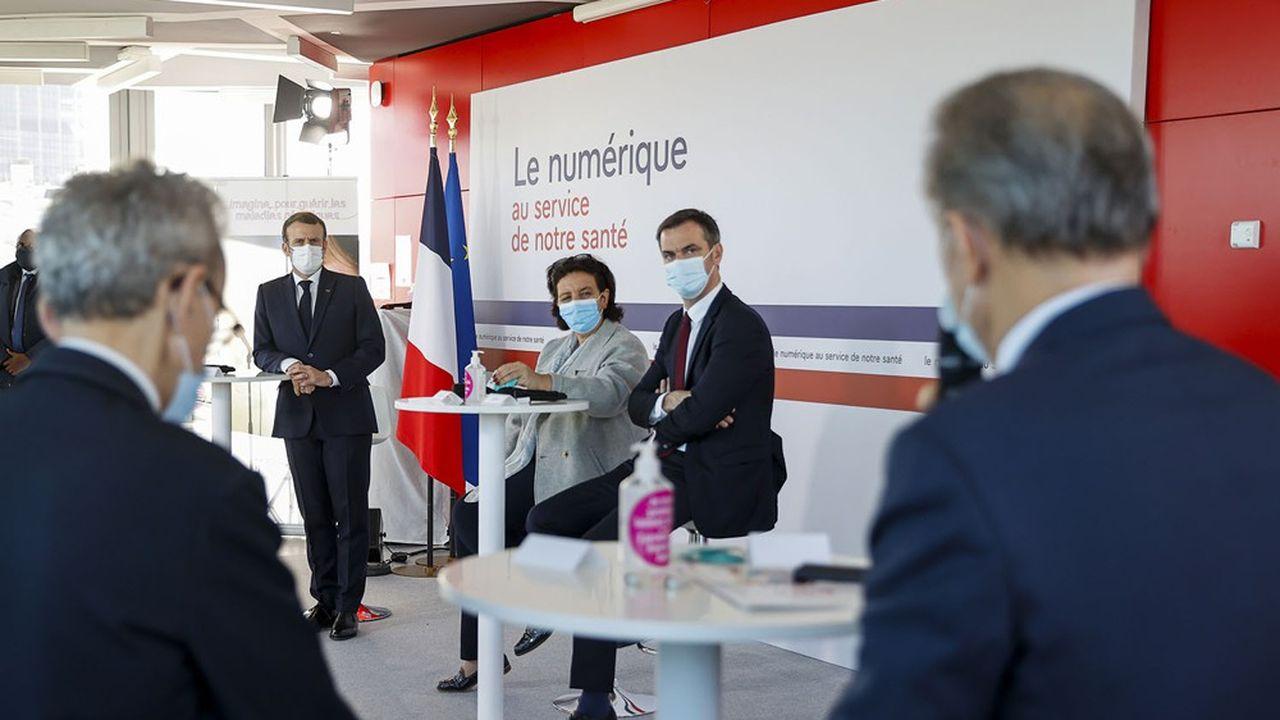 Le PariSanté Campus sera installé sur le site de l'ancien hôpital d'instruction des armées du Val-de-Grâce, et accueillera acteurs publics et privés sur 75.000 m2, d'ici à 2028.