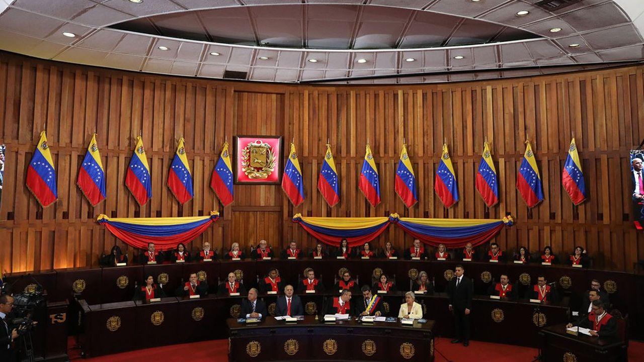 Maduro espère ouvrir un