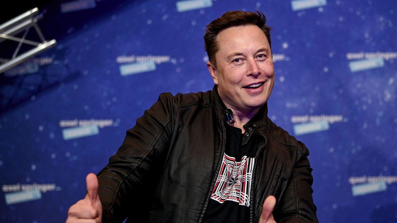 Elon Musk est désormais la deuxième fortune mondiale avec un patrimoine évalué à plus de 140milliards de dollars.