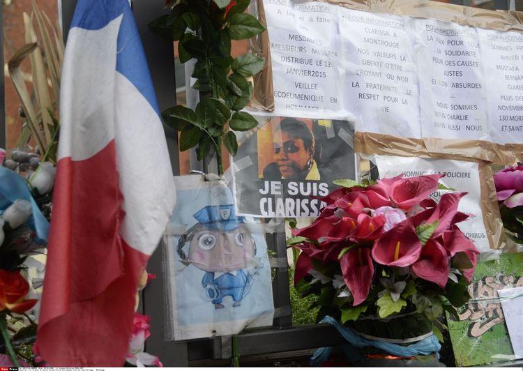 Policière municipale de 27 ans, Clarissa Jean-Philippe a été abattue par Amédy Coulibaly, le 8janvier 2015 au matin, alors qu'elle se rendait sur un banal accident de la circulation sur la commune de Montrouge.