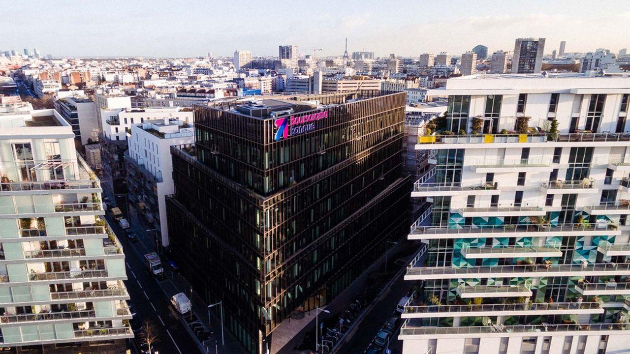 La première banque en ligne française, Boursorama, va réaliser une année record en 2020 en termes de conquête.