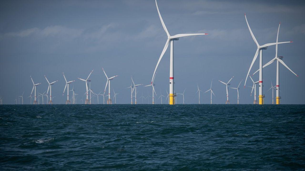 Un projet de deux parcs d'éoliennes marines géantes est soumis à débat jusqu'au 21décembre.