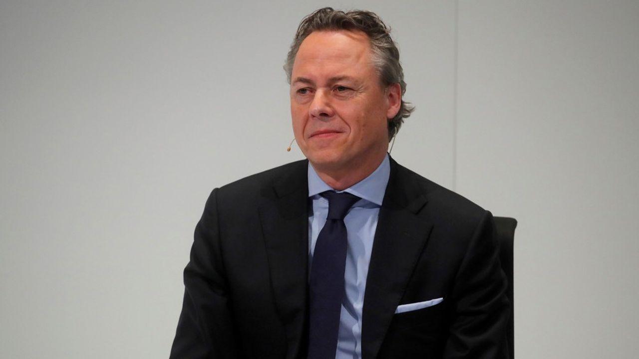 Ralph Hamer a pris la direction d'UBS en novembre dernier.