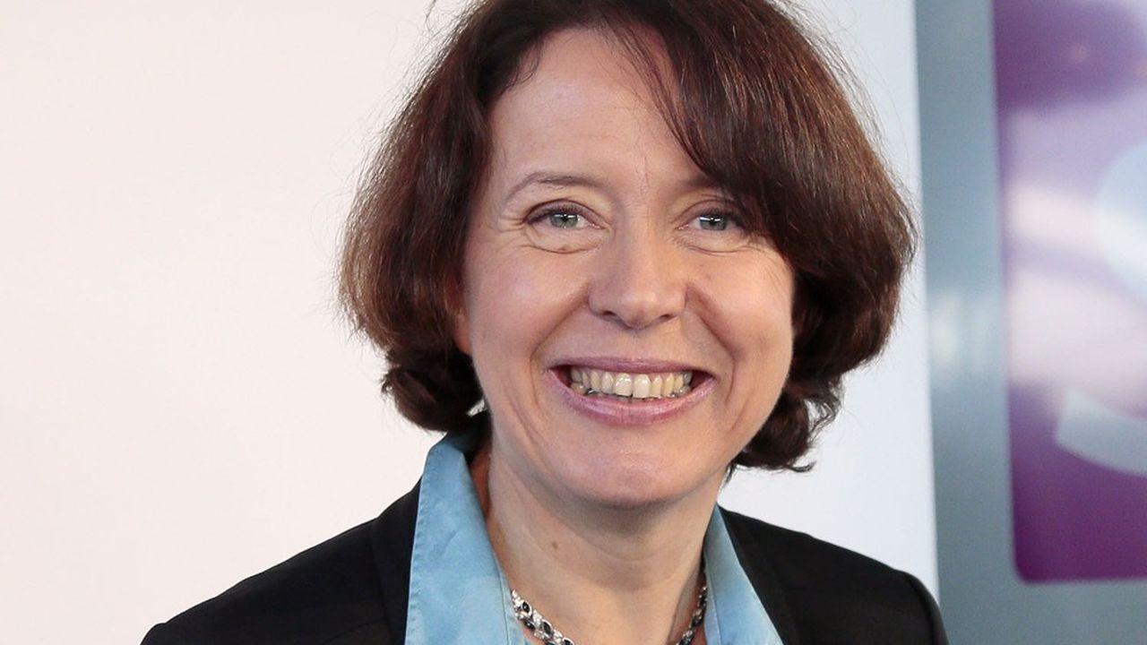 Barbara Dalibard va prendre la présidence du conseil de surveillance de Michelin en 2021 (Photo by JACQUES DEMARTHON / AFP)
