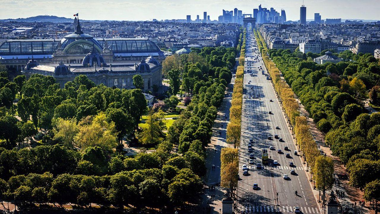 Une reprise «verte» pourrait réduire jusqu'à 25% les émissions de gaz à effet de serre prévues pour 2030.