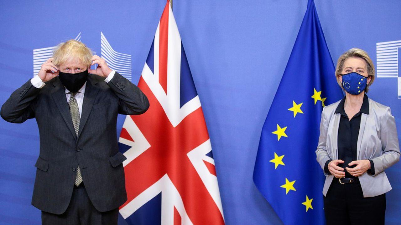 Les différends encore à aplanir entre Royaume-Uni et Union européenne: la pêche, les conditions d'une concurrence équitable et la gouvernance du futur accord.