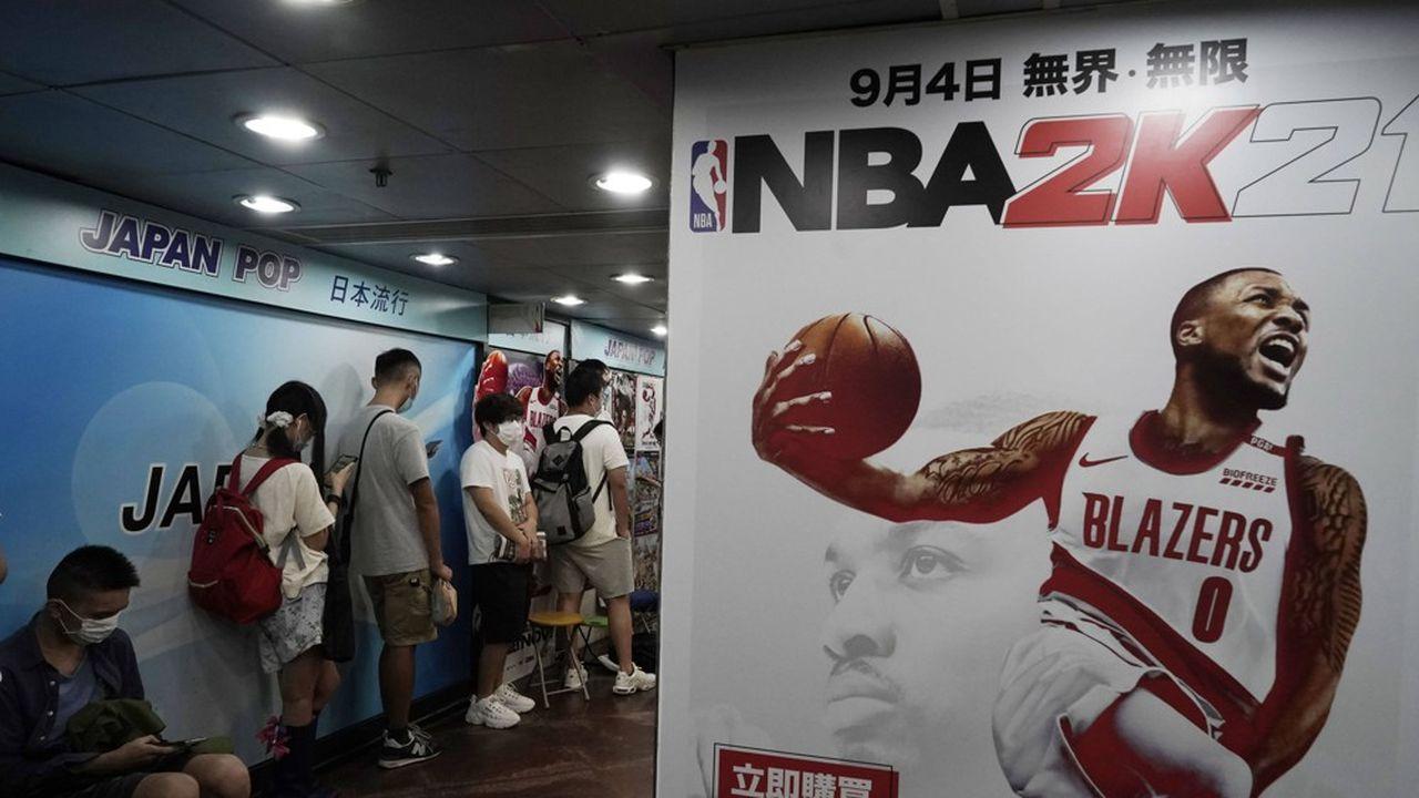 «Les coûts de production ont augmenté de 200% à 300% (en 15 ans)», a déclaré Strauss Zelnick, PDG de l'éditeur Take-Two, pour défendre le prix de NBA 2K21 sur PS5 et Xbox Series