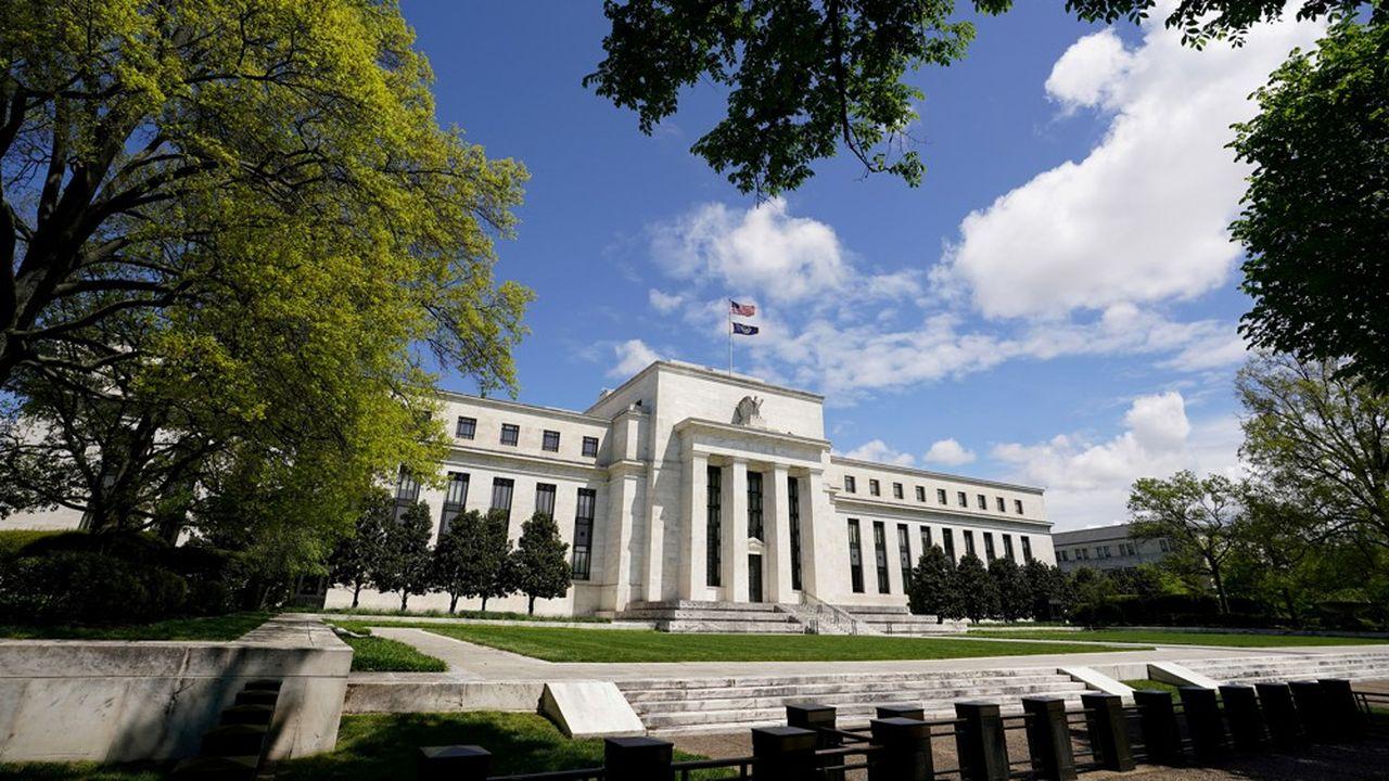 La Réserve fédérale à Washington