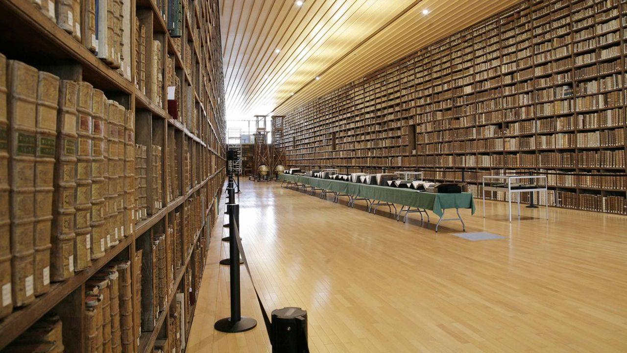 Une trentaine d'étudiants ont été sélectionnés pour intégrer la licence professionnelle « Bibliothèques, musées et médiation culturelle ».