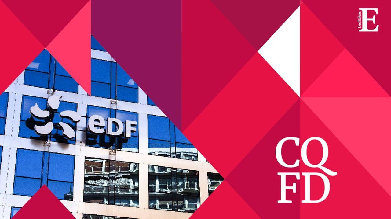 Le projet de réorganisation d'EDF prévoit la scission de ses activités.