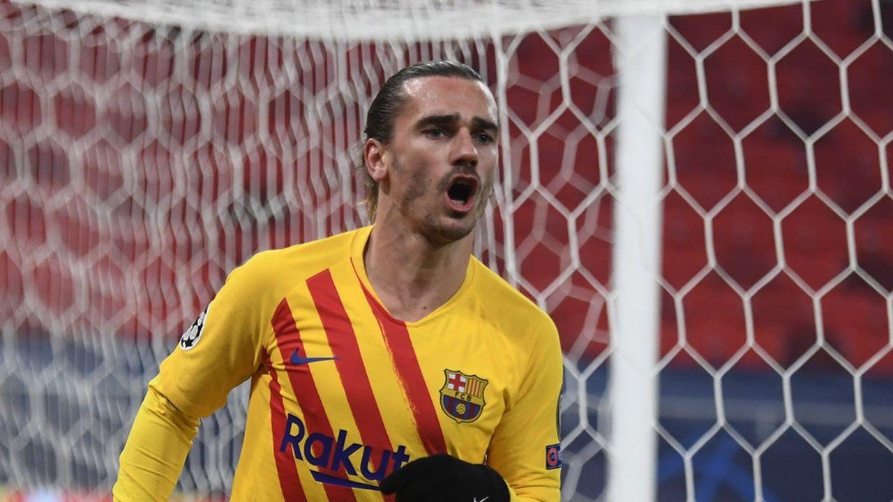 Le geste fort de Griezmann en faveur des Ouïghours — FC Barcelone