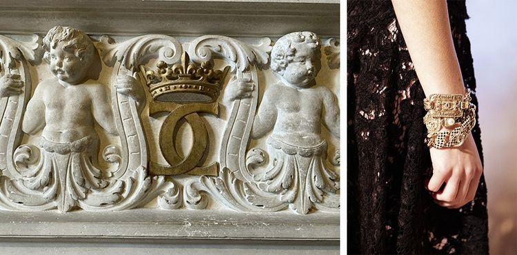 Catherine de Médicis, Coco Chanel, même parenté de monogramme…