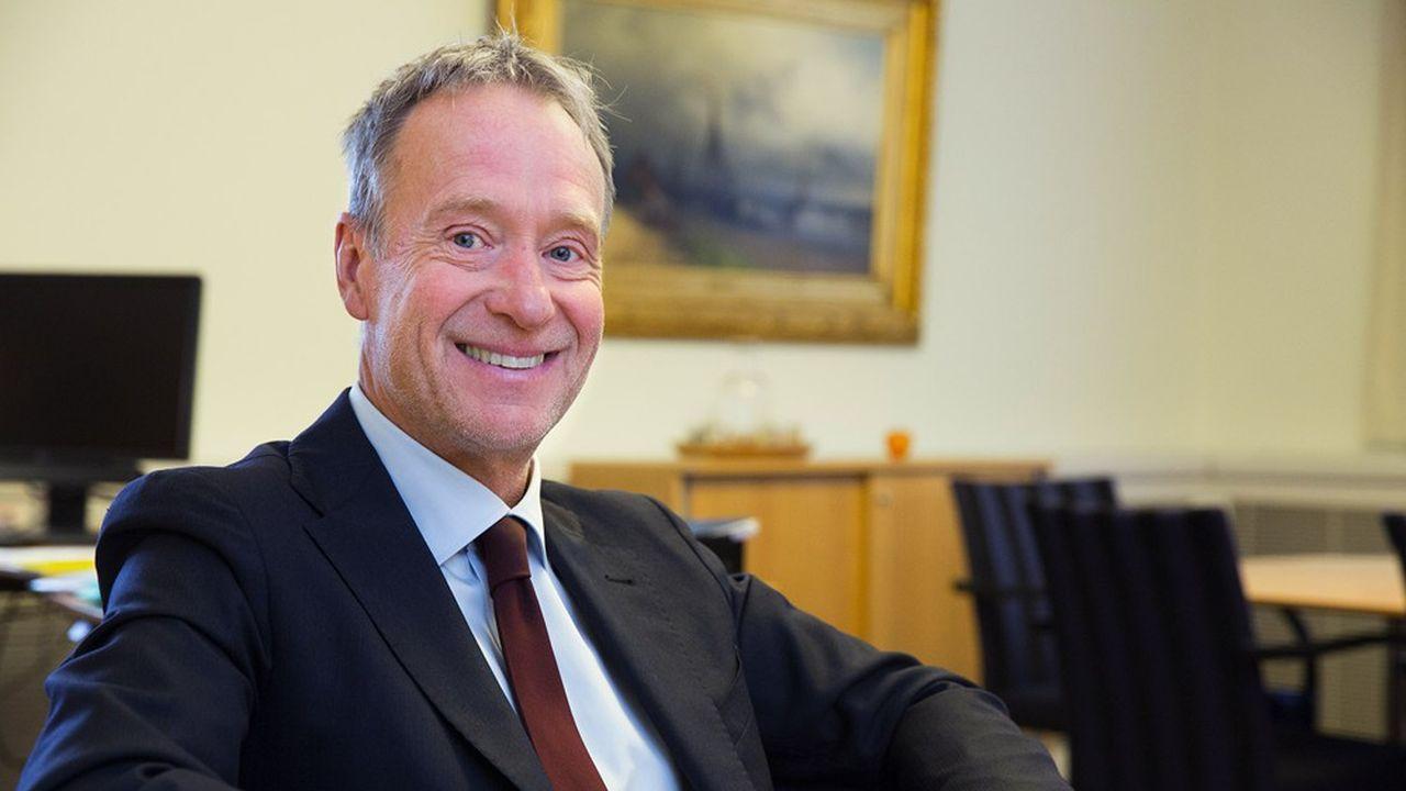 Håkan Âkesson est l'ambassadeur de Suède en France depuis le 2septembre 2020.
