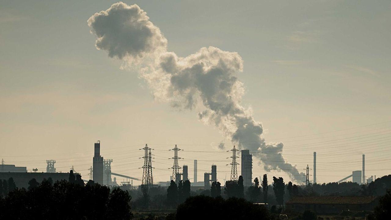 Cette baisse de 7% des émissions de CO2 d'origine fossile représente 2,4milliards de tonnes, selon le Global carbon project.