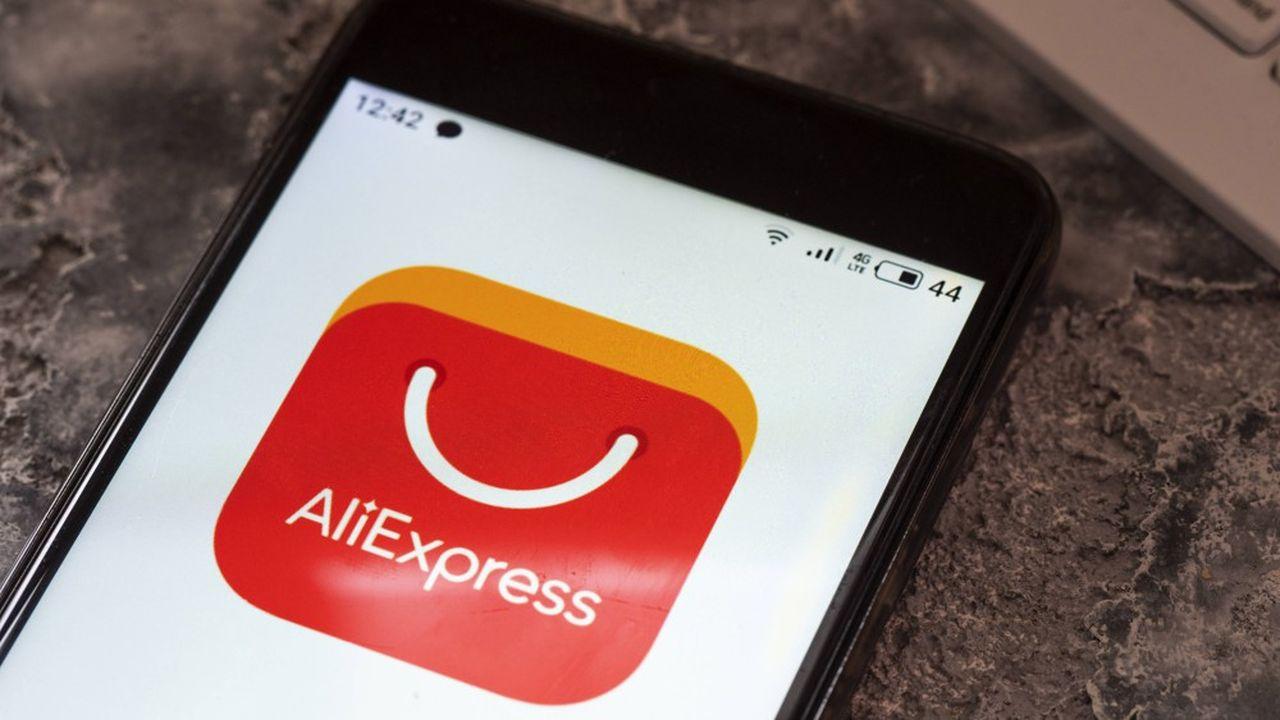 De nombreux dropshippers mettent en vente des produits qui viennent en réalité tout droit de la place de marché AliExpress.