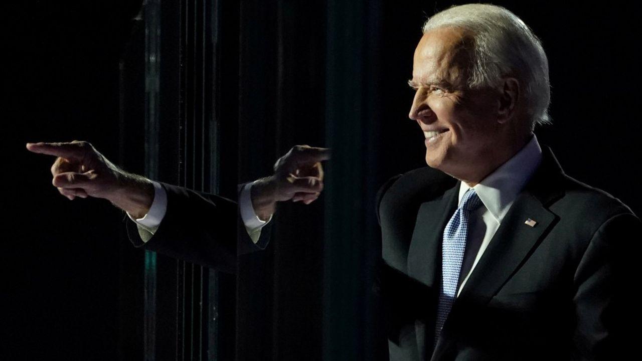 Le président élu Joe Biden a promis que les Etats-Unis rejoindraient l'accord de Paris dès le jour de son investiture.