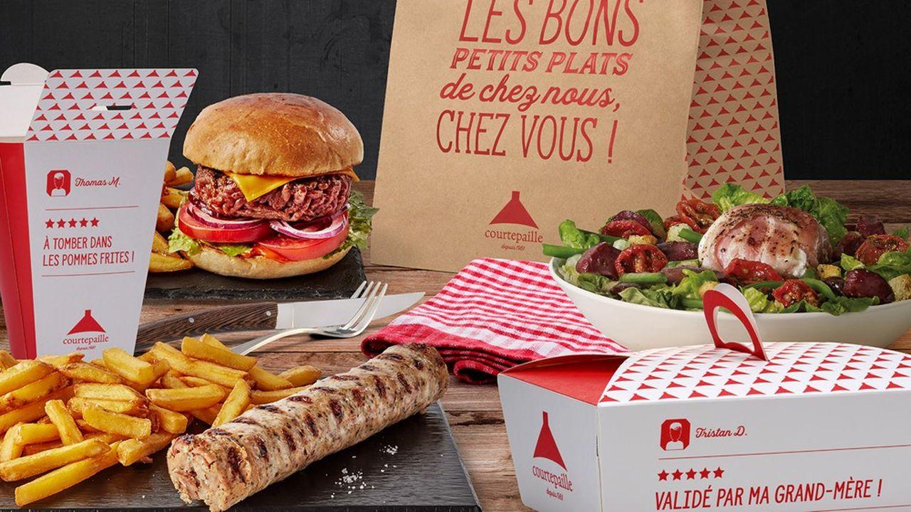 Pour améliorer l'expérience de la livraison, les packagings ont été revisités pour mieux préserver la température des plats et les pommes de terre utilisées pour les frites ont changé.