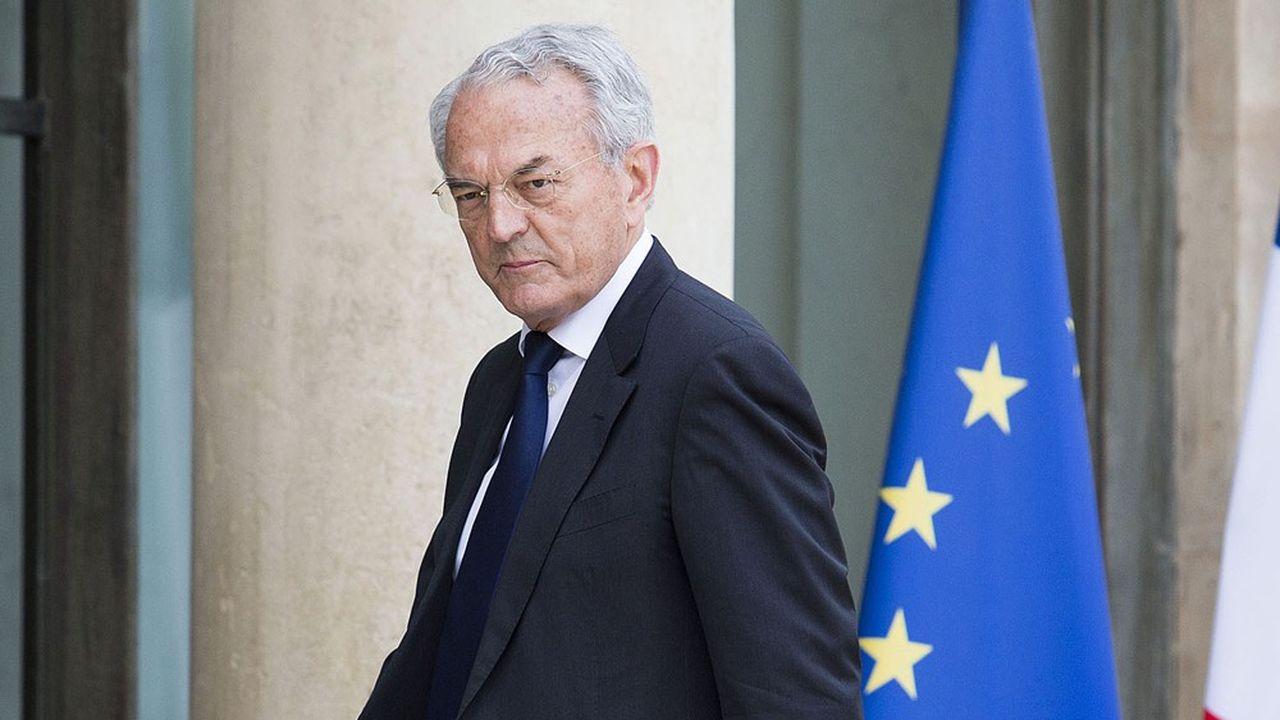 Jean Arthuis, ancien ministre et actuel président de la Commission sur l'avenir des finances publiques.