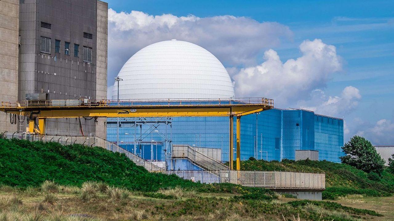 Le gouvernement britannique a annoncé ce lundi qu'il allait ouvrir des discussions avec le groupe français pour qu'il construise une nouvelle centrale nucléaire à Sizewell, dans le Suffolk, sur la côte est de l'Angleterre.