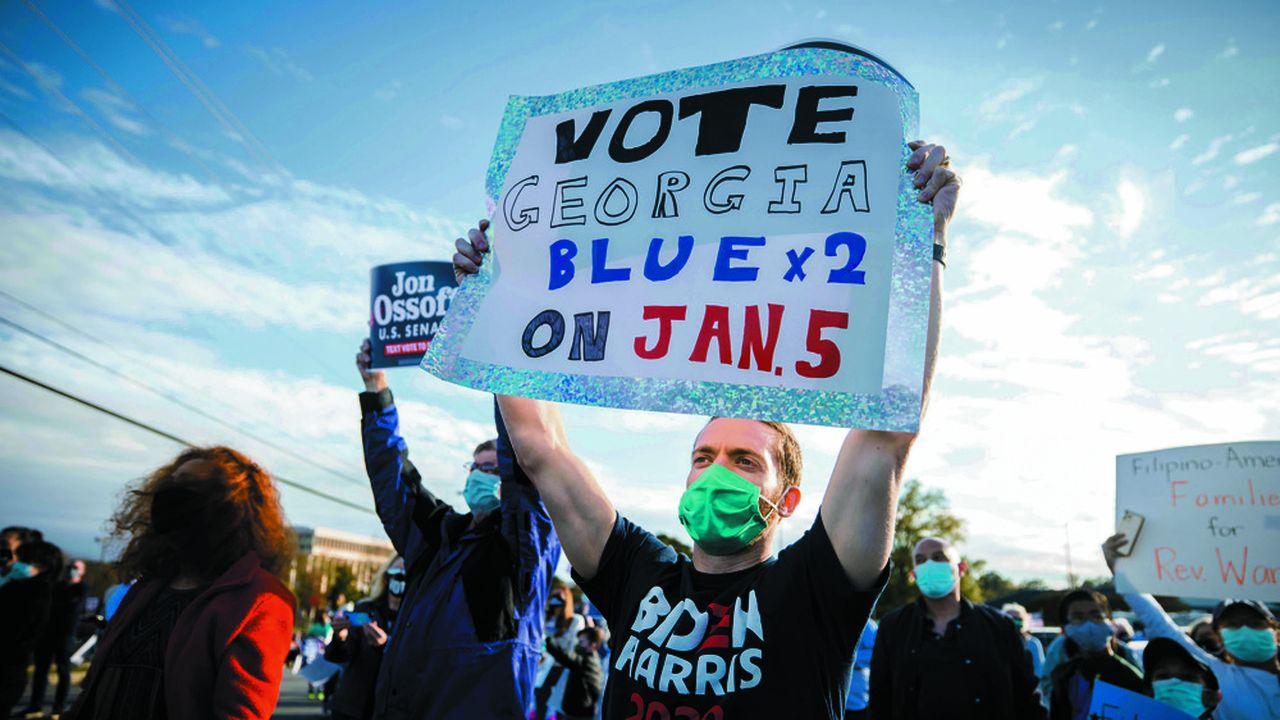 Le taux de participation à la présidentielle a bondi de huit points en quatre ans. Le fruit, notamment, de campagnes d'inscriptions sur les listes électorales.
