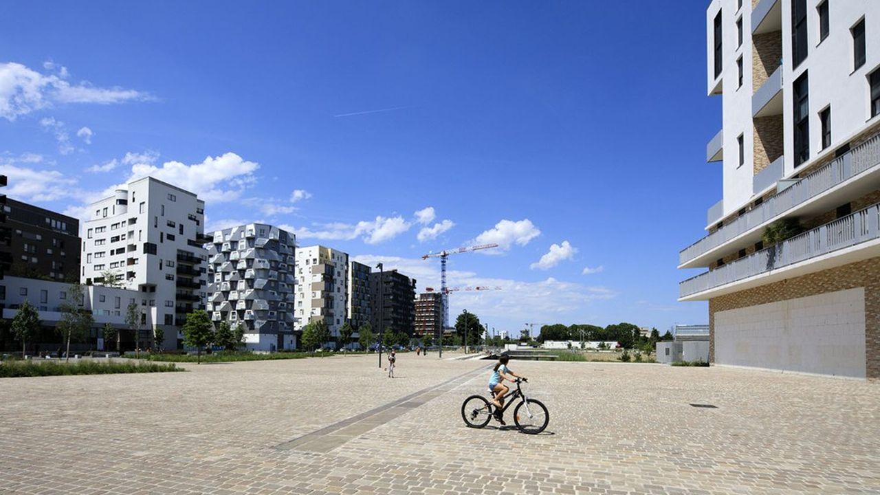 Les Docks de Saint-Ouen verront leur aménagement achevé en 2025.