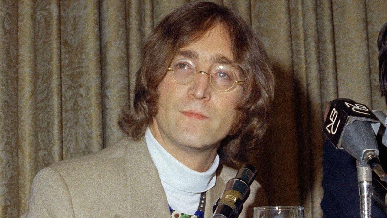 John Lennon en 1971
