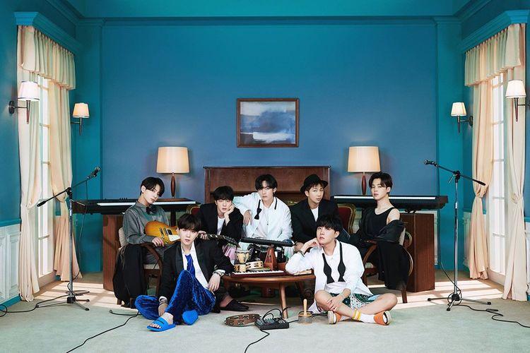 Le boys band coréen BTS détient le record du live stream le plus rentable.