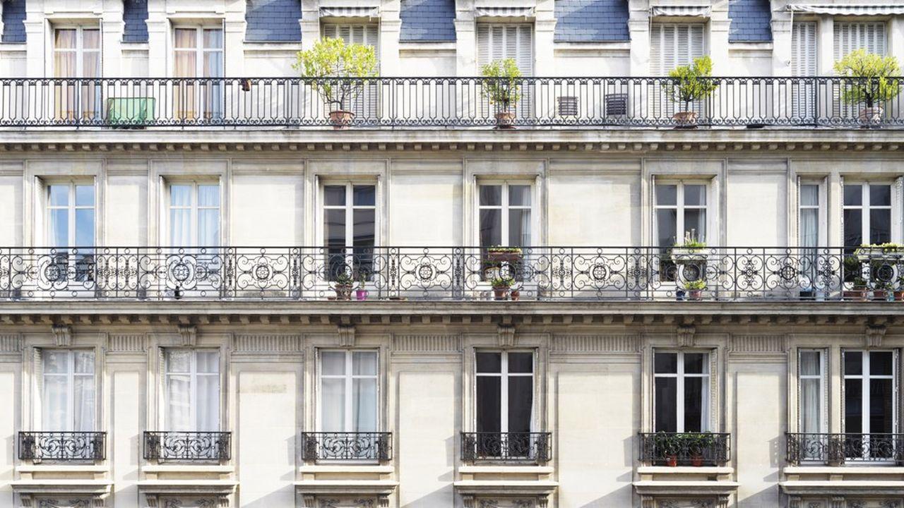 Dans la capitale, l'encadrement a permis d'atténuer un peu la cherté des loyers.