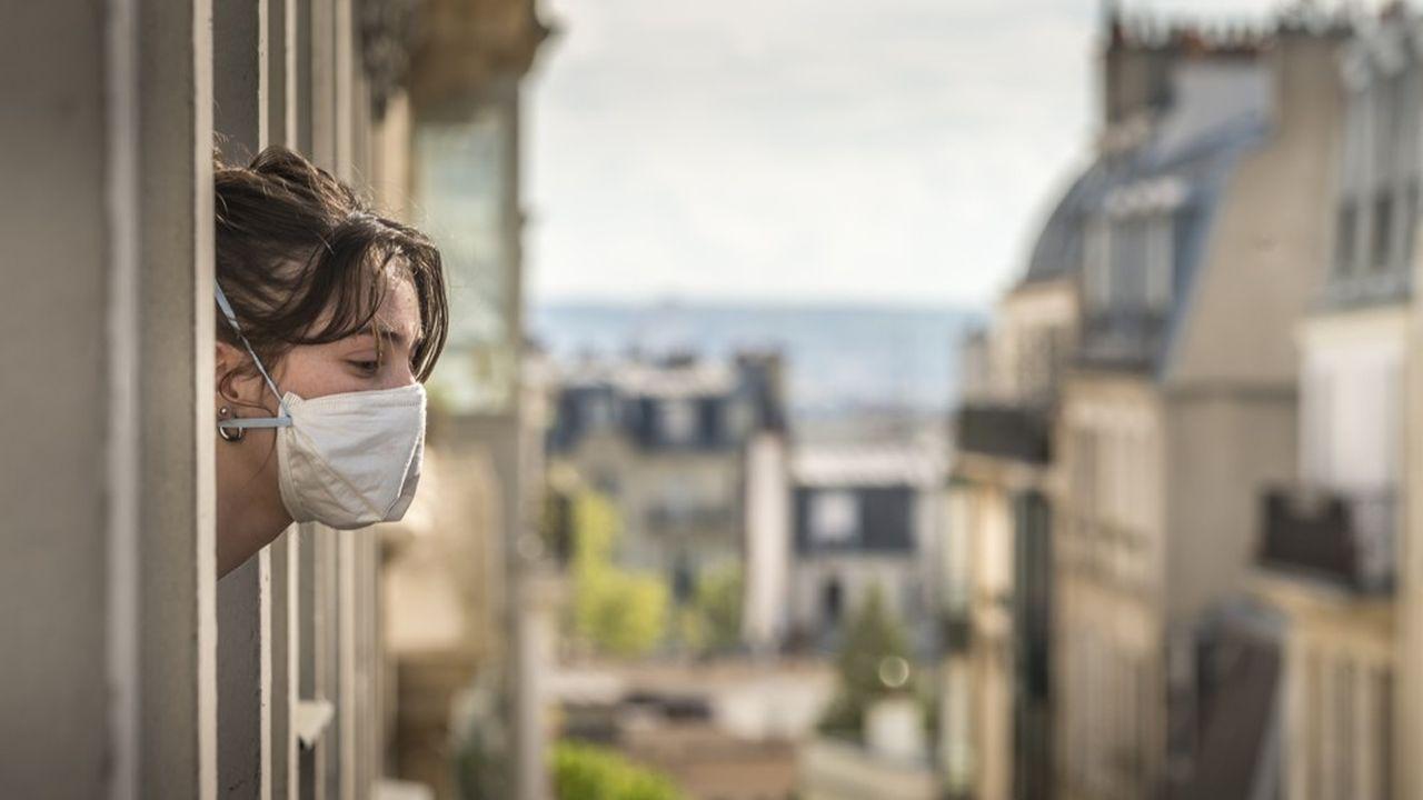 Certains étudiants étrangers ont le sentiment de ne pas pouvoir vraiment découvrir la culture française en raison de la crise sanitaire.