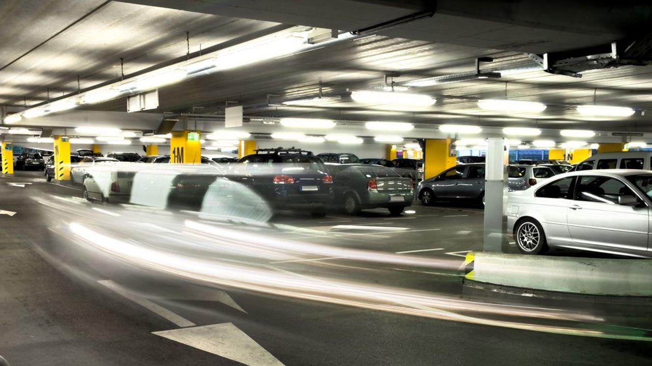 Mieux rationnaliser les parking grâce à de la coactivité est l'un des paris du partenariat entre la RATP et Sogaris