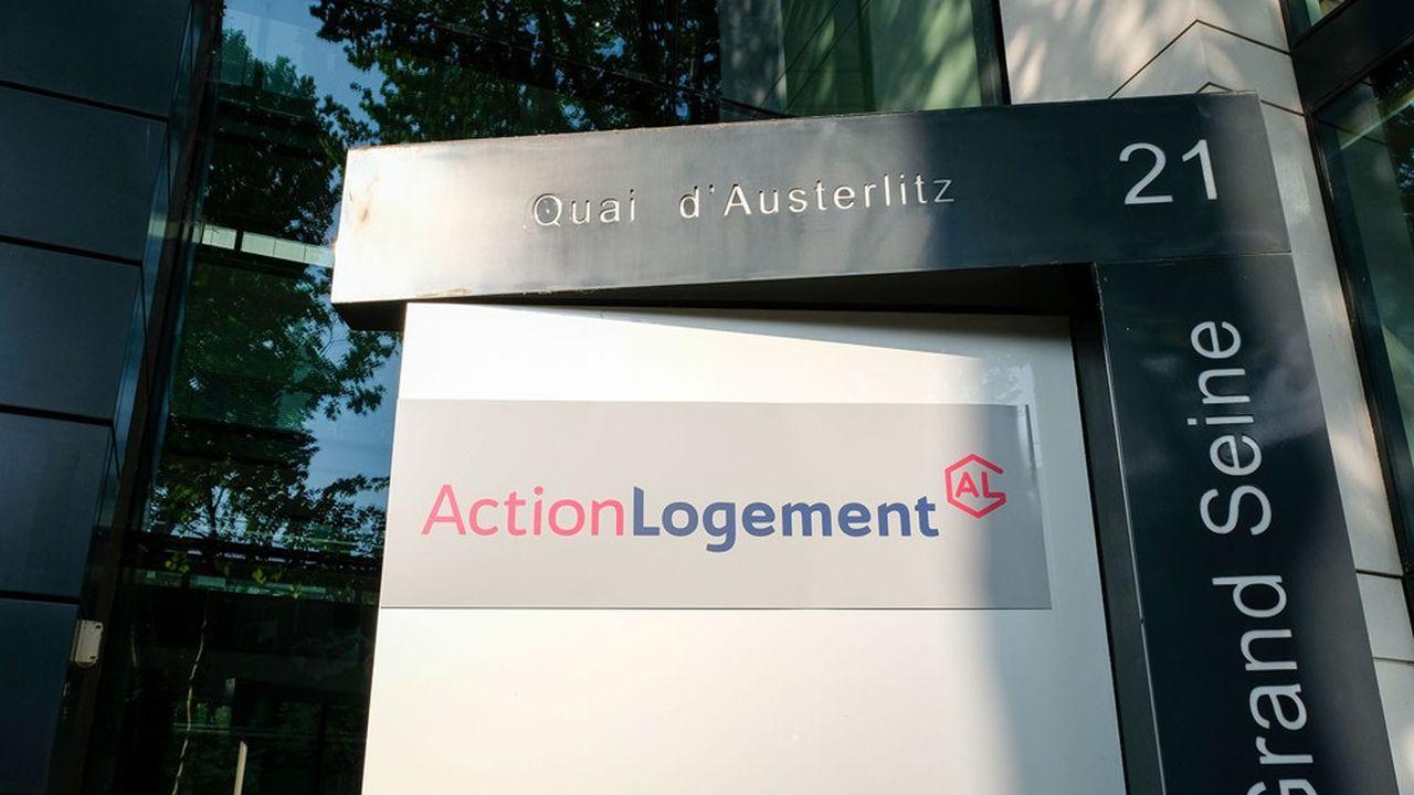 Action Logement veut prévenir d'éventuels impayés de loyers.