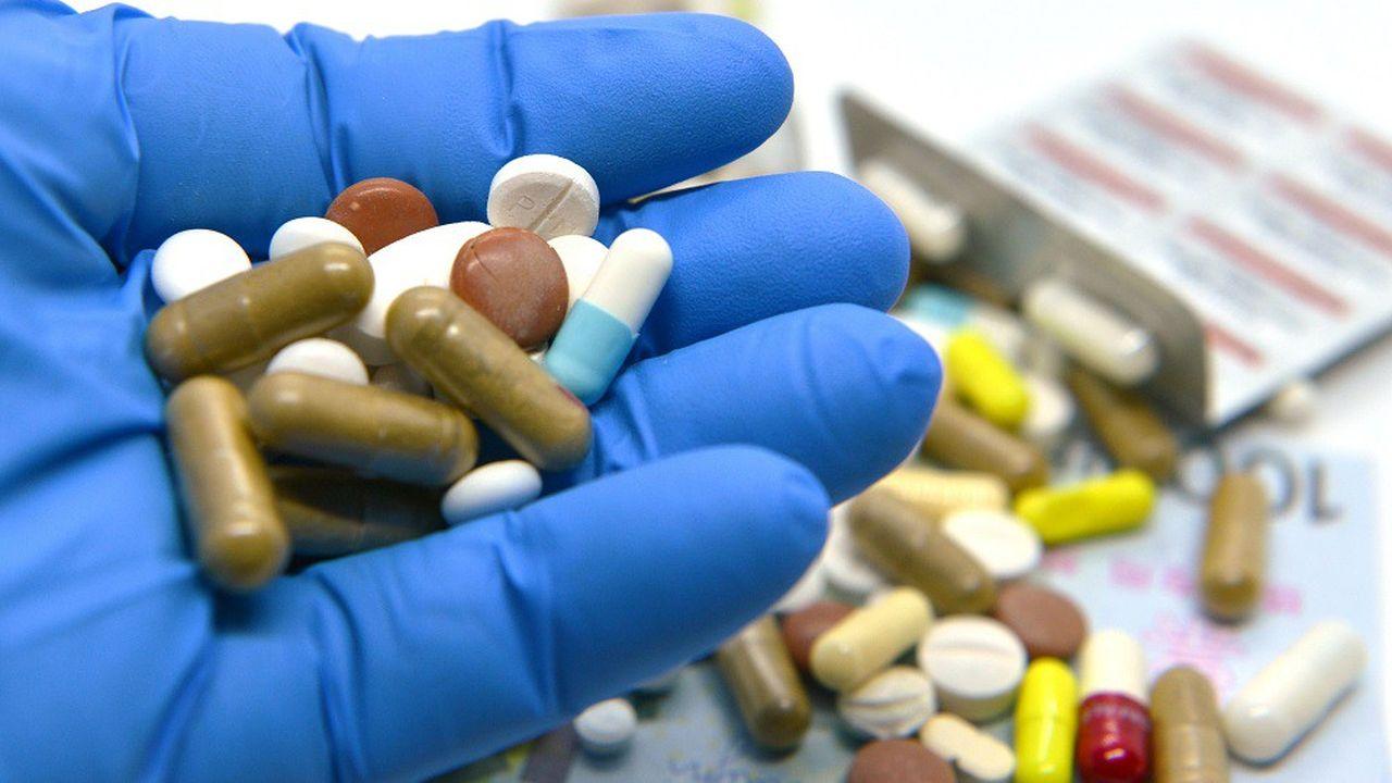 Entre le 26octobre et le 8novembre, la délivrance dans les pharmacies de médicaments anxiolytiques était supérieure de 5,9% au niveau attendu.