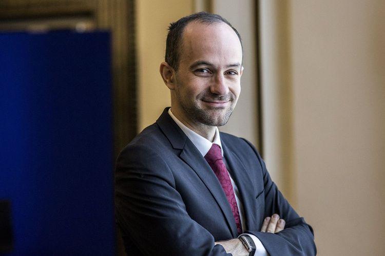 Yann Gael Amghar, directeur de l'Acoss, Agence centrale des organismes de securite sociale