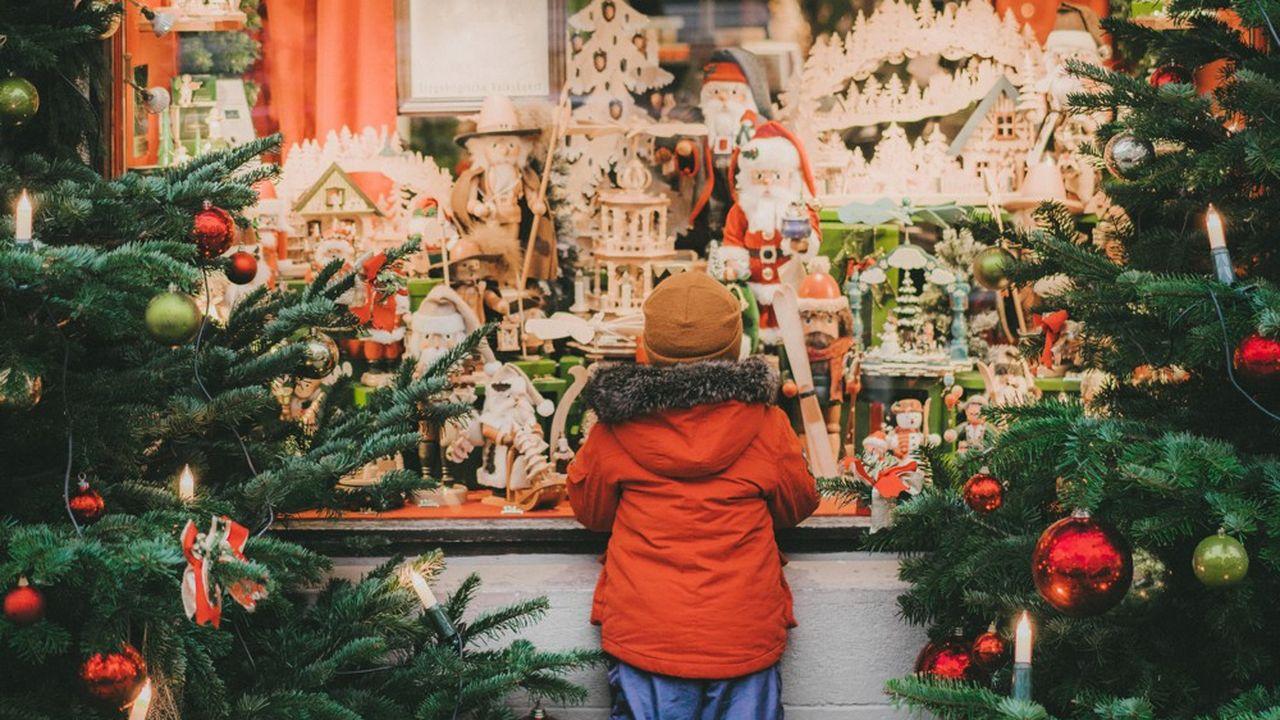 La «magie de Noël» est une expérience sensorielle dont les marketeurs ont pris les rênes.