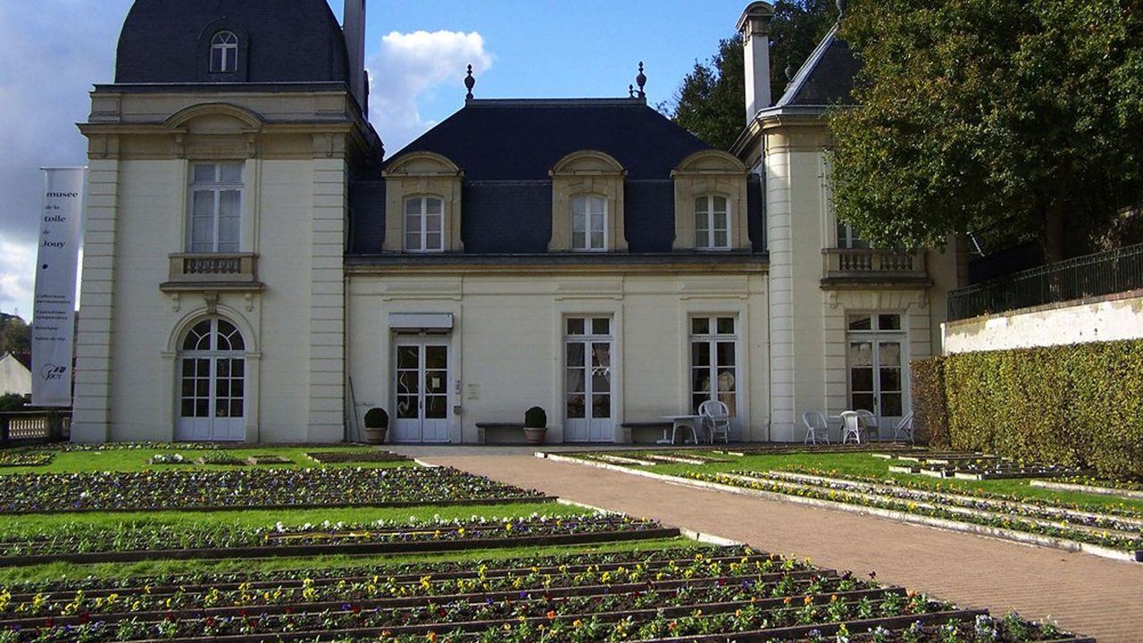 Le musée de la toile de Jouy, à Jouy-en-Josas va faire l'objet de travaux de rénovation.