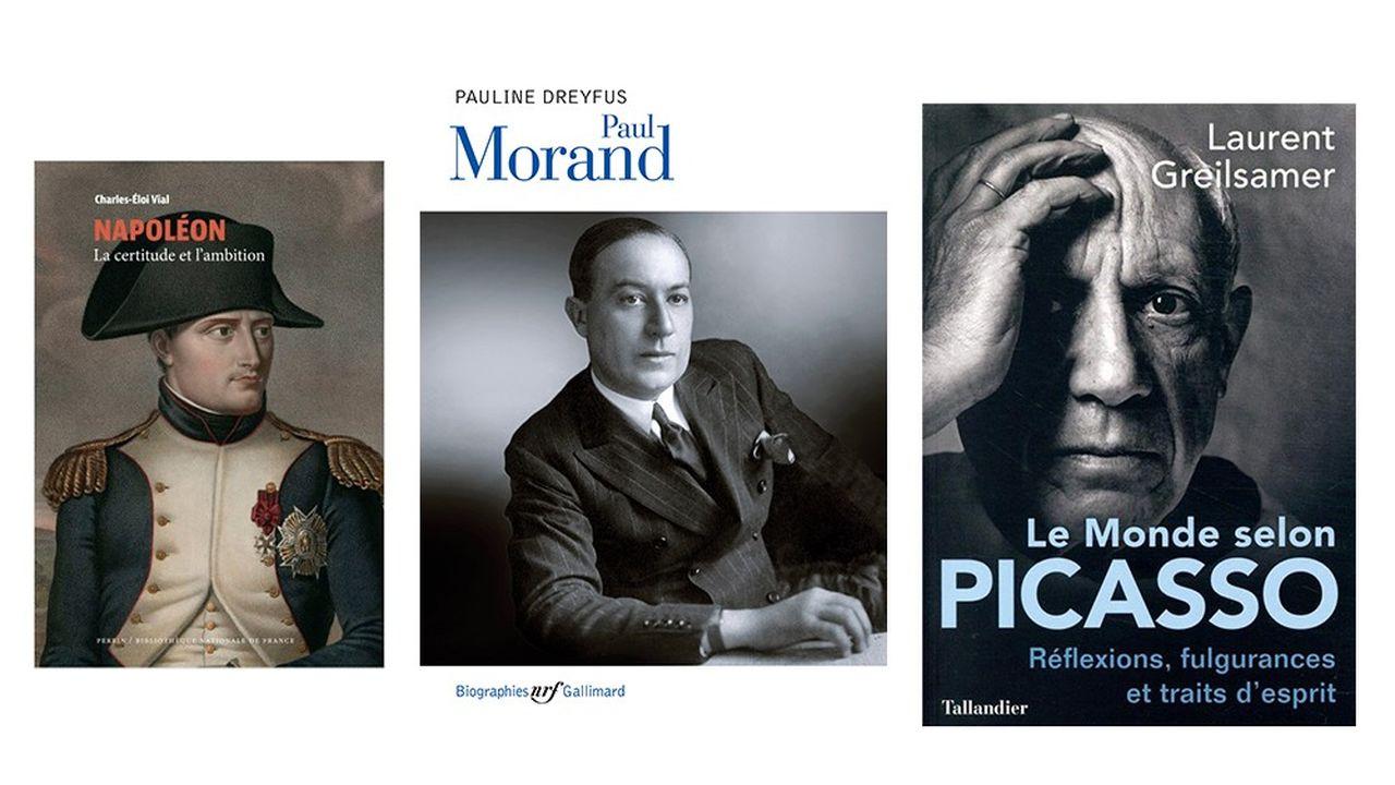 De Morand à Bossuet, en passant par Picasso et Lamartine.